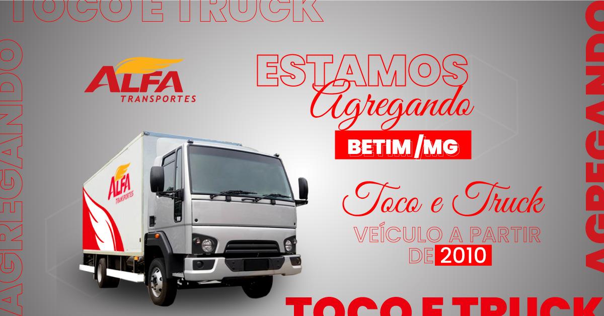 Estamos-Agregando-Toco-e-Truck-Betim-MG-Alfa-Transportes
