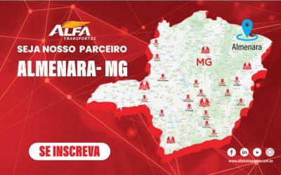 Seja nosso parceiro Almenara – MG