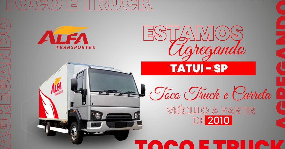 Estamos-Agregando-Toco-e-Truck-Tatui-SP-blog alfa transportes