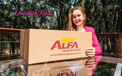 Outubro Rosa – Apoiamos esta causa!