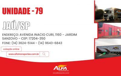Unidade – 79 – Jaú/SP